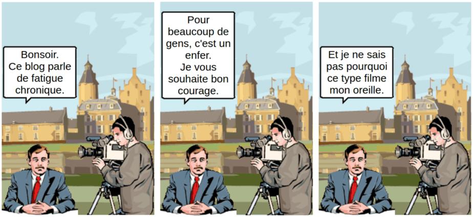Bienvenue - comic