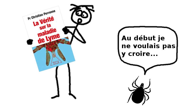 [Livre] «La vérité sur la maladie de Lyme» de Christian Perronne