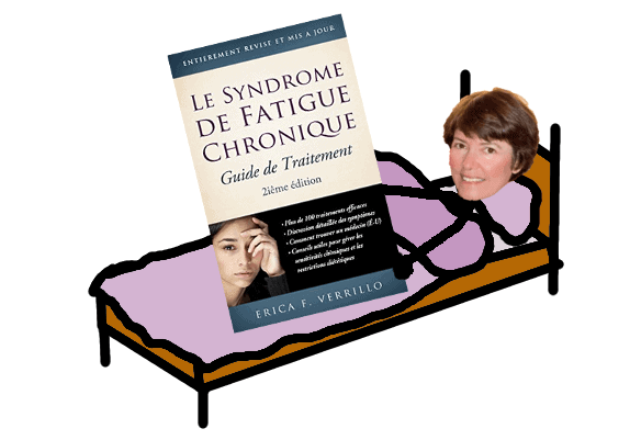 [Livre] Syndrome de Fatigue Chronique  : guide de traitement – Erica Verrillo