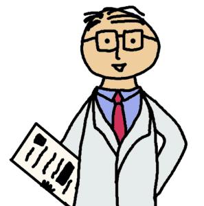 medecin content - comic