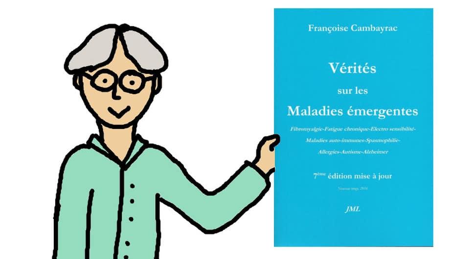 [Livre] Vérités sur les maladies émergentes (métaux lourds / mercure) – Françoise Cambayrac