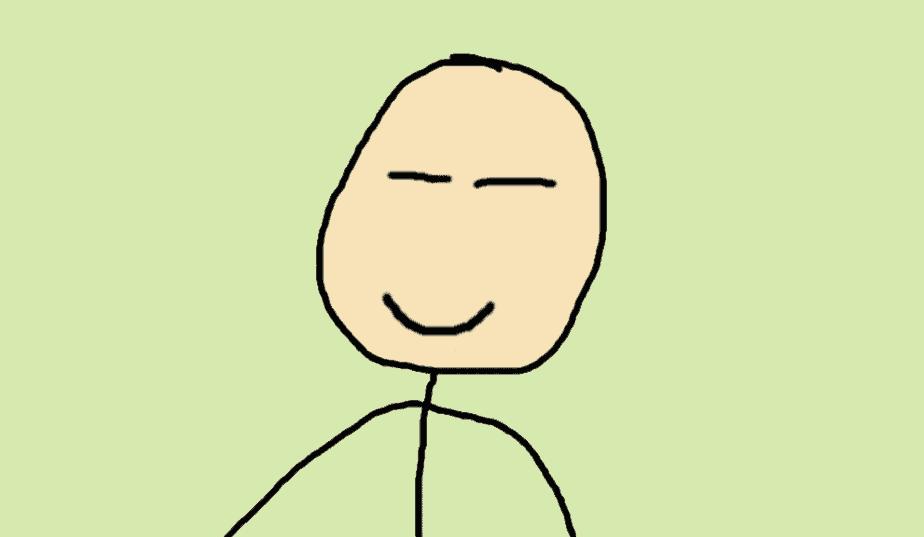 méditer en souriant - comic