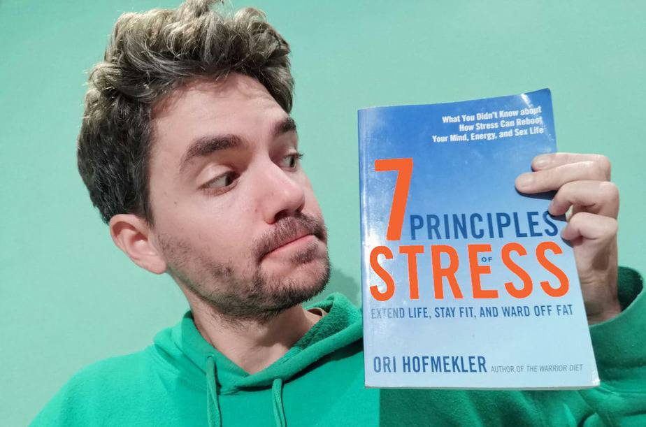 [Livre] Les 7 principes du stress – Ori Hofmelker