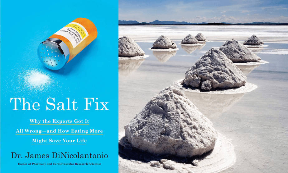 [Livre] « The salt fix » : les experts se sont trompés sur le sel – James DiNicolantonio