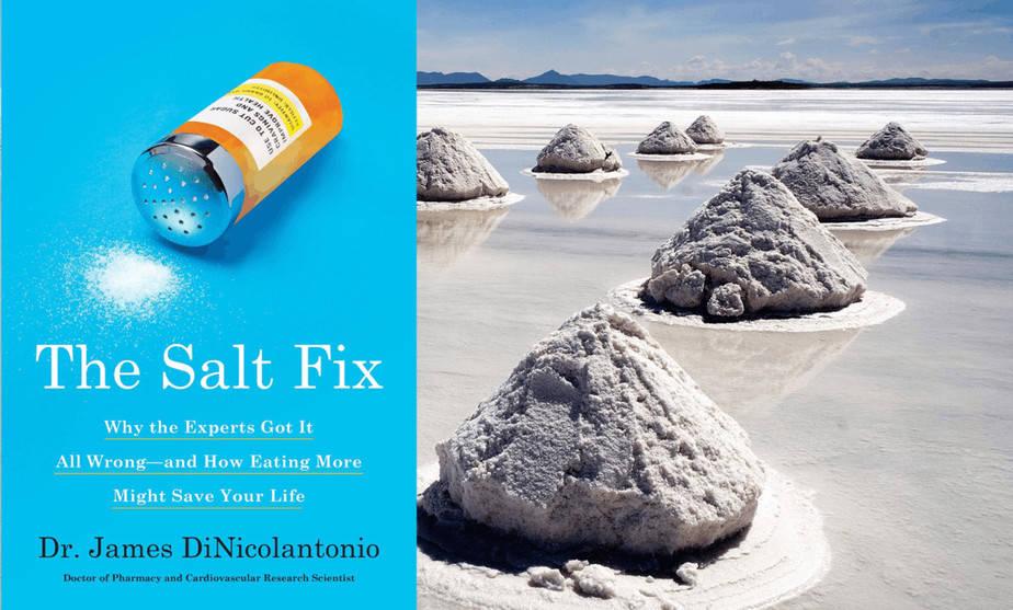 [Livre] «The salt fix»: les experts se sont trompés sur le sel – James DiNicolantonio