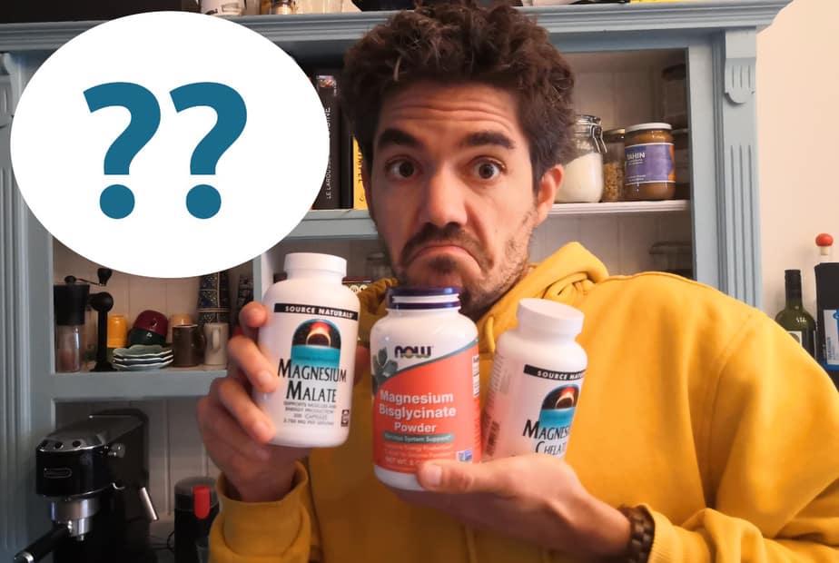 Quel magnesium est le plus efficace contre la fatigue?